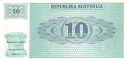 SLOVENIA P.  4a 10 T 1990 UNC - Slovénie