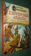 CORI LE MOUSSAILLON : L'invincible Armada (tome 2) //Bob De Moor - EO 1980 - Casterman - Original Edition - French
