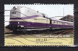 Duitsland - Eisenbahnen In Deutschland - Trein/train/Zùge - Gebruikt/used - M 2563 - Gebruikt