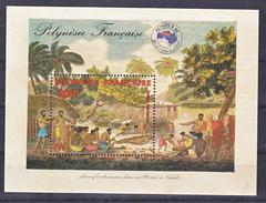 Polynésie Française BF 10 Ausipex 84 Melbourne Neuf ** TB MNH Cote 13 - Blocs-feuillets