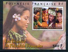Polynésie Française BF 25 Beautés De Polynésie Neuf ** TB MNH Faciale 4.19 - Blocs-feuillets