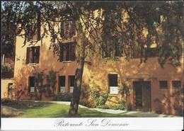 IMOLA - RISTORANTE SAN DOMENICO - INGRESSO - NUOVA - Alberghi & Ristoranti