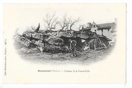 BOURNAND  (cpa 86)   Dolmen De La Pierre-folle  -  L 1 - France