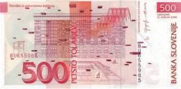 SLOVENIA P. 16c 500 T  2005  UNC - Slovénie