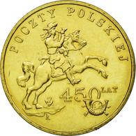 Monnaie, Pologne, 2 Zlote, 2008, Paris, TTB, Laiton, KM:656 - Polynésie Française