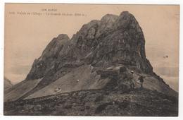 CPA 04 : 1886 - Vallée De L'UBAYE - La Grande Séolane - Ed. Fournier à Gap - - France