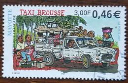 Mayotte - YT N°99 - Taxi Brousse - 2001 - Oblitéré - Mayotte (1892-2011)