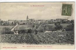 1 Cpa Bourg Saint Bernard - France