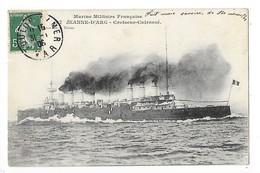 Marine Militaire Française - JEANNE D'ARC - Croiseur-Cuirassé    -  L 1 - Oorlog