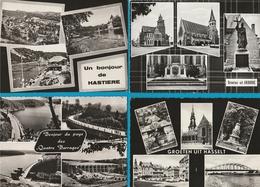 BELGIË Groeten Uit, Bonjour De, Lot Van 60 Postkaarten, Cartes Postales - Cartes Postales