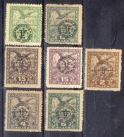 HONGRIE ! Timbres Anciens NEUFS* SURCHARGES OCCUPATION De La ROUMANIE De 1919 - Foreign Occupations