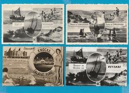 BELGIË Groeten Uit, Bonjour De, Lot Van 60 Postkaarten, Cartes Postales - Postkaarten