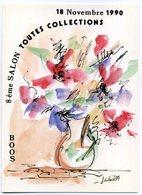 76 BOOS ++ 8ème Salon Toutes Collections 18 Novembre 1990 ++ - Francia