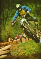 Romania - Postcard Unused  -  Motocross - Sport Moto