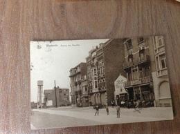 Westende Avenue Des Mouettes - Cartes Postales
