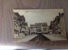Westende Bains Avenue Des Portiques - Cartes Postales