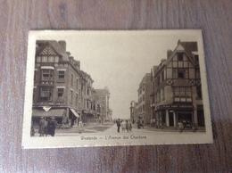 Westende Avenue Des Chardons - Cartes Postales