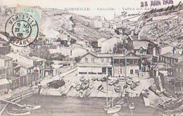 Bouches Du Rhône        802        Marseille.Corniche.Vallon Des Auffes - Endoume, Roucas, Corniche, Plages