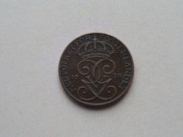 1938 - 5 Ore ( KM 779.2 ) Uncleaned ! - Schweden