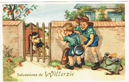 Willerzie , Salutations De ... - Gedinne
