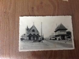 Westende Station Du Tram - Cartes Postales