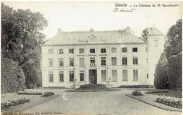 DEURLE - St Martens Latem - Le Château De Mr Spoelberch - N° 512 De Graeve Gand - Sint-Martens-Latem