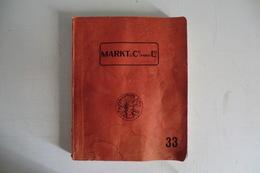 ANCIEN CATALOGUE MARKT & Co PARIS Ltd. Outillage, Vaisselle..........1933. - Matériel Et Accessoires