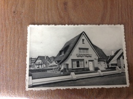 Westende Villa Taillevent - Cartes Postales