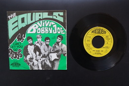 THE EQUALS VIVA BOBBY JOE SP RARE SP BELGE 1969 POCHETTE OUVRANTE - Rock