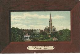 KINGSTOWN - CO. DUBLIN - ST. MICHAEL'S CHURCH -  IRELAND - Dublin