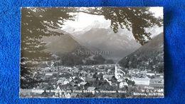 Schruns Im Montafon Mit Zimba 2645 M U. Vandanser Wand Austria - Schruns