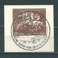 MiNr. 780 Briefstück  (23) - Gebraucht