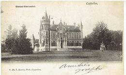 CAPPELLEN - Kasteel Sterrenhof -  N° 182 F. Hoelen - Kapellen
