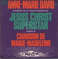 Disque 45 Tours ANNE-MARIE DAVID - Année 1972 - Disco & Pop