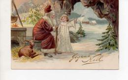 Pere Noel Gauffré - Santa Claus