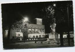 Cpsm Annecy Le Casino La Nuit - Annecy