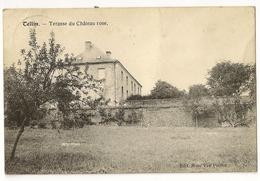 2 - TELLIN - Terrasse Du Château Rose - Tellin