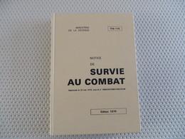 Notice De Survie Au Combat - 329/06 - Boeken, Tijdschriften, Stripverhalen