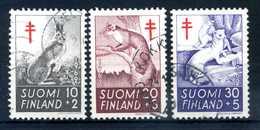1962 FINLANDIA SET USATO - Finlandia