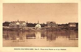 Missionnaires Oblats De Marie-Immaculée (lot 2 Cartes) - Alberta