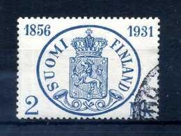 1931 FINLANDIA N.165 USATO - Finlandia