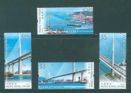 HONG KONG -  MNH/**- 2009 - BRIDGES  - Yv 1445-1448 -  Lot 18295 - 1997-... Région Administrative Chinoise