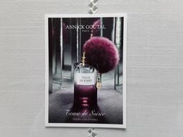 """GOUTAL  Parfum """" Tenue De Soirée """" Japon - Cartes Parfumées"""