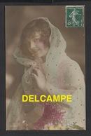 DF / FANTAISIES / FEMMES / JEUNE FEMME A LA MOUSSELINE / 1909 - Femmes