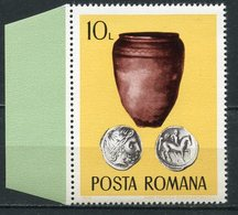 Y85 ROMANIA 1976 3334 Archaeological Finds. Archeology. Story. The Science - Archaeology