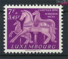 Luxemburg 530 Postfrisch 1954 Caritas (9256346 - Luxemburg
