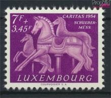 Luxemburg 530 Postfrisch 1954 Caritas (9256347 - Luxemburg