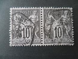 SAGE N° 103  OBLITERE - 1898-1900 Sage (Type III)