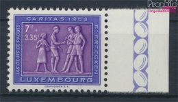 Luxemburg 522 Mit Falz 1953 Brauchtum (9257697 - Luxemburg