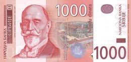 SERBIA P. 44b 1000 D 2003 UNC - Serbie